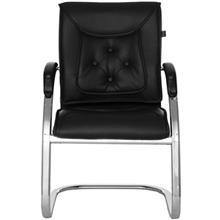 صندلی اداری رادسیستم مدل C411K چرمی