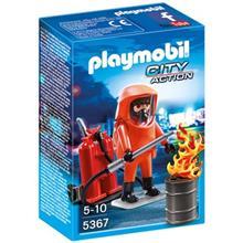 ساختني پلي موبيل مدل Firefighter Special Force 5367
