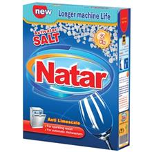Natar Activator Dishwasher Salt Pack of 2kg