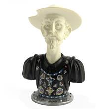 مجسمه نادال مدل Quixote Black Memory 763203