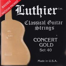 Luthier 40 Classic Guitar String