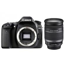 Canon Eos 80D Digital Camera With 18-200mm Lens