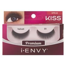 Kiss Eye I.Envy Velvet Lashes 01
