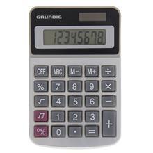Grundig 8 Digit Dual Power Calculator