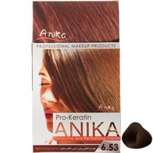 Anika Pro Keratin Cacao Hair Color Kit 6.53