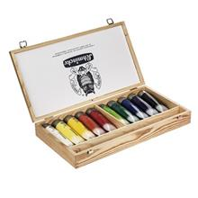 Schmincke Akademie 10 Color Acrylic 120ml