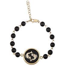 دستبند طلا ماهک مدل MB0137