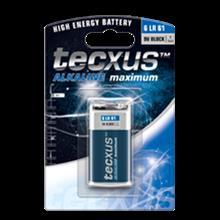 tecxus 6LR61- 9V Battery