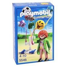 ساختني پلي موبيل مدل Balloon Seller 5546