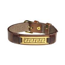دستبند سیم و گوهر مدل GLP109