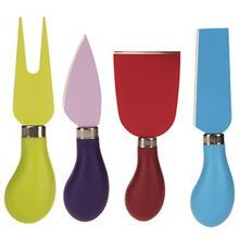 ست چاقو پنير کيلو مدل JC63 - بسته 4 عددي
