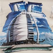 First Choice Dubai Sleep Set 2 Persons 6 Pieces
