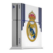 برچسب عمودی پلی استیشن 4 ونسونی طرح Real Madrid CF White 2016