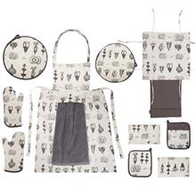 Laico Vivana 10 Pieces Ikia Kitchen Set