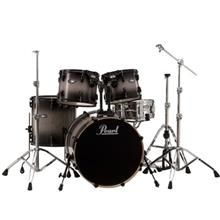 Pearl VBL925 Black Burst Set Shell Drums