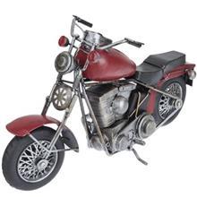 موتور دکوري مدل موتور سيکلت قديمي