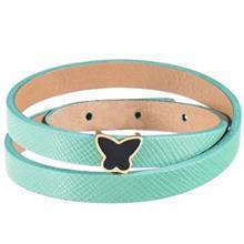 دستبند طلا 18 عیار تاج درسا مدل 555Gr-Bl