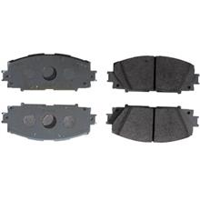Toyota Genuine Parts 04465-52200 Front Brake Pad