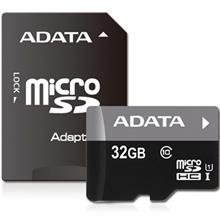 Adata Premier UHS-I U1 Class 10 50MBps microSDHC With Adapter - 32GB
