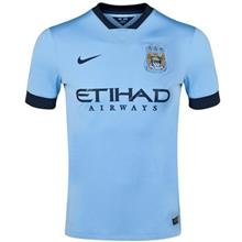 Nike Man City Jersey For Kids