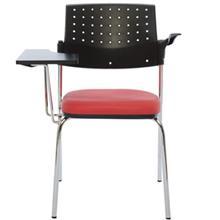 صندلی اداری راد سیستم مدل F802PC چرمی