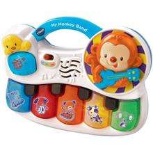 Vtech My Monkey Band Educational Game