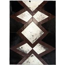 کلاژ چرم و پوست سه متری گالری سی پرشیا کد 811030