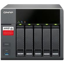 QNAP TS-563-2G NAS - Diskless