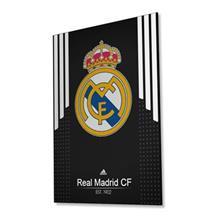 تابلوی ونسونی طرح Real Madrid Black 2016 سایز 50x70