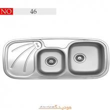 سینک توکار فرامکو مدل 46