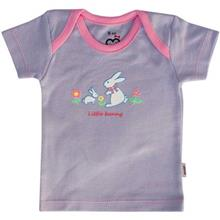Adamak Little Rabbit Baby T Shirt With Short Sleeve
