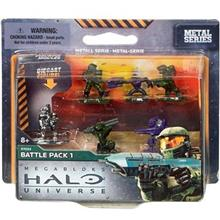 Mega Bloks Halo Minifigures Metal Series 97034
