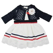 Misse 51-595 Baby Clothes Girl Set