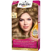 Palette Kit Deluxe Golden Gloss Mocca Shade 8-0