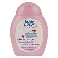 ژل بهداشتي کودک و دوشيزگان بادي ناتور مدل Pediatric Intime حجم 200 ميلي ليتر