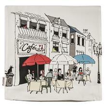 Yenilux Cafe Cushion Cover