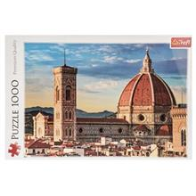 پازل 1000 تکه تريفل مدل Basilica di Santa Maria del Fiore Forence