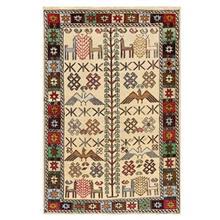 فرش دستبافت قديمي سه متري کد 142975