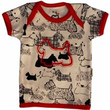 Adamak Dog Baby T Shirt With Short Sleeve