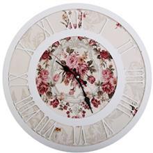ساعت ام دی اف گالری کارن دکور دایرهای سایز بزرگ