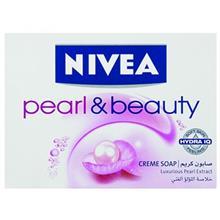 صابون زيبايي نيوآ مدل Pearl And Beauty Cream Soap 100gr