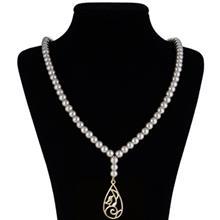 Zardooneh D011 Gold Necklace