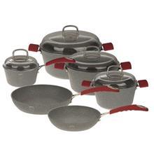 Berlinger House 10Pcs BH10 CookwareSet