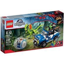Jurassic World Dilophosaurus Ambush 75916 Lego