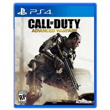 PS4 Call of Duty: Advaced Warfare Game