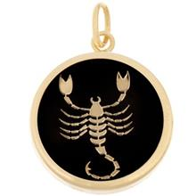 Mahak MM0332 Gold Necklace Pendant