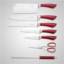 سرویس چاقوی 8 تکه رویالتی لاین مدل KSS804