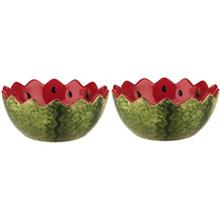 Jovani Multicolor 3 Bowl - Pack Of 2
