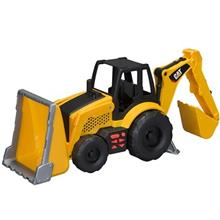Toy State CAT Backhoe Toys Car