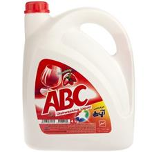 ABC Strawberry Dishwashing Liquid 4 Liter